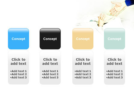 Office Routine PowerPoint Template Slide 5