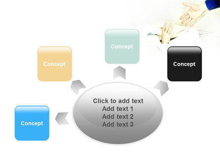 Office Routine PowerPoint Template Slide 7