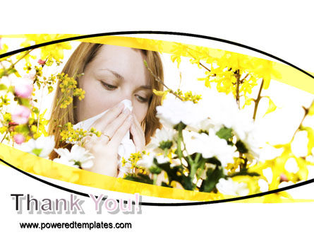 Allergy PowerPoint Template Slide 20