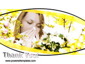 Allergy PowerPoint Template#20