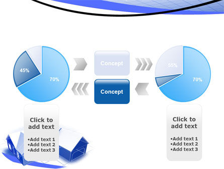 House Plan PowerPoint Template Slide 11
