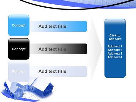 House Plan PowerPoint Template Slide 12