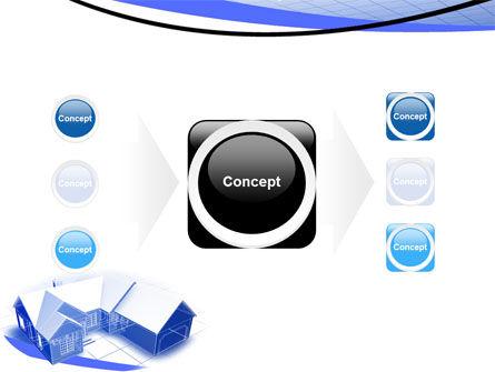 House Plan PowerPoint Template Slide 17