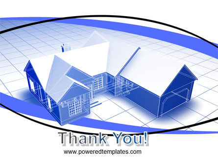 House Plan PowerPoint Template Slide 20