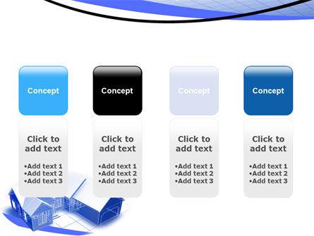 House Plan PowerPoint Template Slide 5