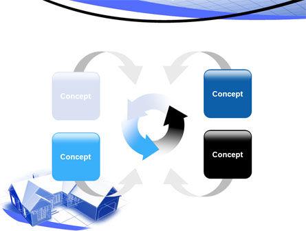 House Plan PowerPoint Template Slide 6