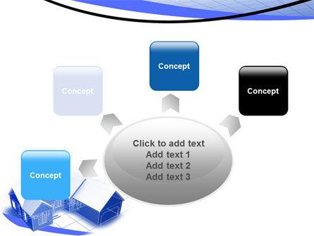 House Plan PowerPoint Template Slide 7