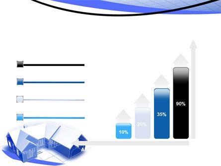 House Plan PowerPoint Template Slide 8