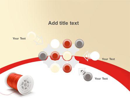 Spool PowerPoint Template Slide 10
