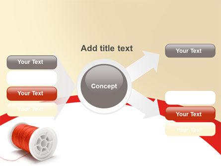 Spool PowerPoint Template Slide 15