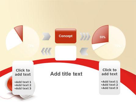 Spool PowerPoint Template Slide 16