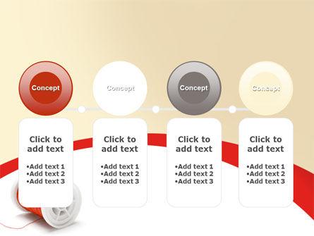 Spool PowerPoint Template Slide 5