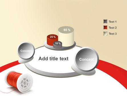 Spool PowerPoint Template Slide 6