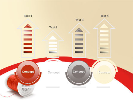 Spool PowerPoint Template Slide 7