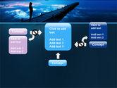 Evening Pier PowerPoint Template#13