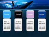 Evening Pier PowerPoint Template#5