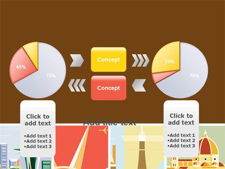 World Capitals PowerPoint Template Slide 16