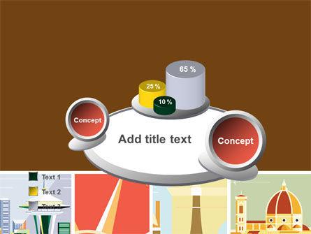 World Capitals PowerPoint Template Slide 6