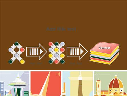 World Capitals PowerPoint Template Slide 9