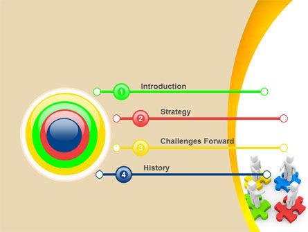 Working Relationship PowerPoint Template, Slide 3, 06096, Business Concepts — PoweredTemplate.com