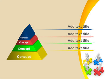 Working Relationship PowerPoint Template, Slide 4, 06096, Business Concepts — PoweredTemplate.com