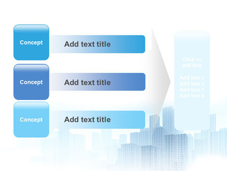 Cityscapes PowerPoint Template Slide 12