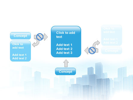 Cityscapes PowerPoint Template Slide 13