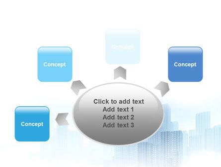 Cityscapes PowerPoint Template Slide 7
