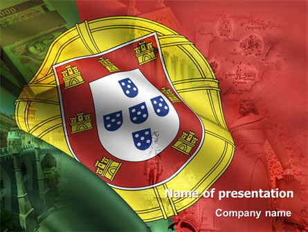 Flags/International: Portugal Free PowerPoint Template #06099