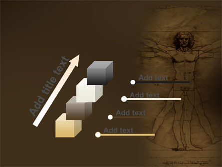 Vitruvian Man By Leonardo da Vinci PowerPoint Template Slide 14