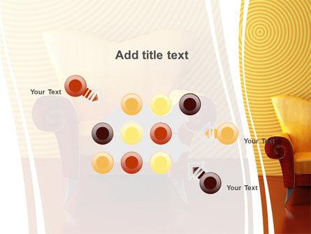 Modern Armchair PowerPoint Template Slide 10
