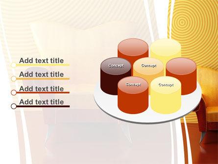 Modern Armchair PowerPoint Template Slide 12