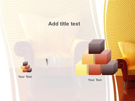 Modern Armchair PowerPoint Template Slide 13