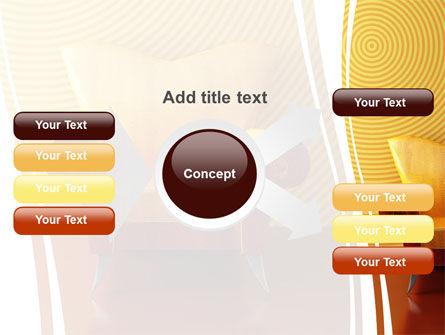 Modern Armchair PowerPoint Template Slide 15