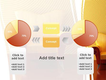Modern Armchair PowerPoint Template Slide 16