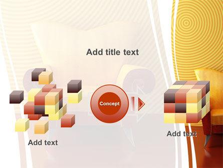 Modern Armchair PowerPoint Template Slide 17