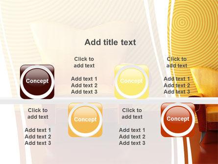 Modern Armchair PowerPoint Template Slide 18
