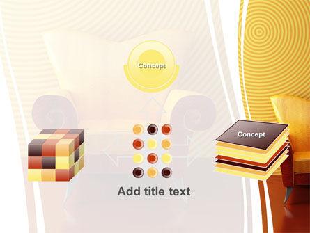 Modern Armchair PowerPoint Template Slide 19