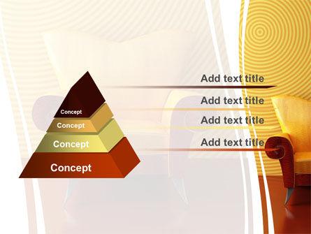 Modern Armchair PowerPoint Template Slide 4