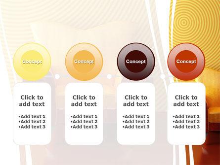 Modern Armchair PowerPoint Template Slide 5