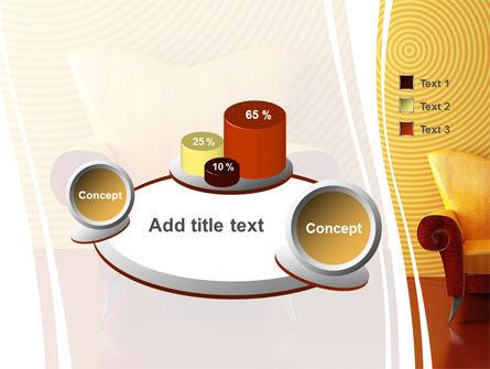 Modern Armchair PowerPoint Template Slide 6