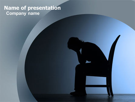 Mourning PowerPoint Template