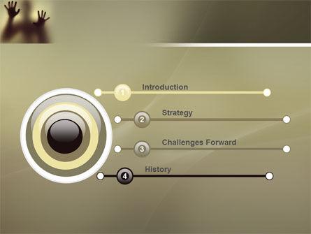 Alienation PowerPoint Template, Slide 3, 06119, Medical — PoweredTemplate.com