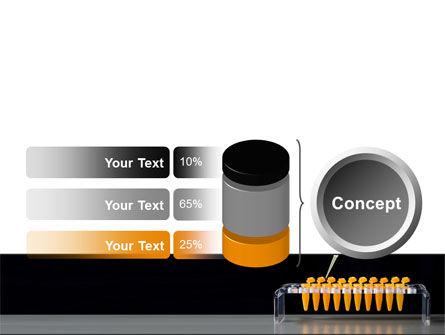 Laboratory Studies PowerPoint Template Slide 11