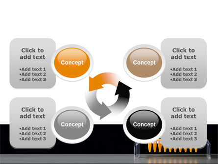 Laboratory Studies PowerPoint Template Slide 9