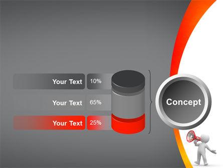 Public Speaker PowerPoint Template Slide 11