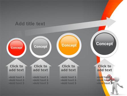 Public Speaker PowerPoint Template Slide 13