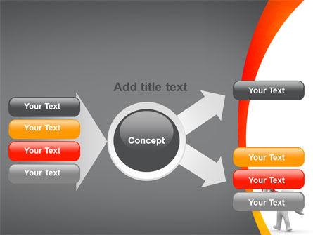 Public Speaker PowerPoint Template Slide 14