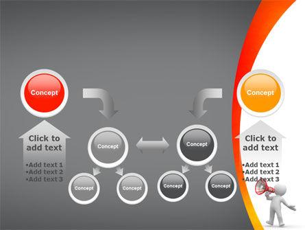 Public Speaker PowerPoint Template Slide 19