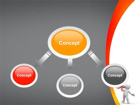 Public Speaker PowerPoint Template Slide 4